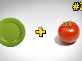 Jak kroić pomidorki w super szybki sposób
