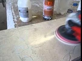 Jak wypolerować kamień crema marfil
