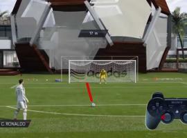 Jak grać w FIFA 15 - Rzut wolny z krzyżaka