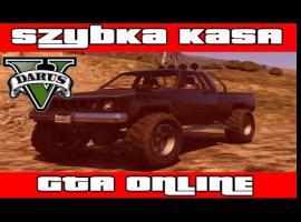 Jak grać w GTA 5 Online 1.25 & 1.27 - Sposób na szybką kase