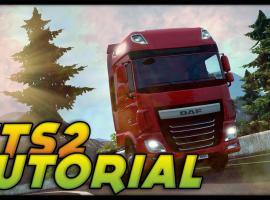Jak wyłączyć limit prędkości w Euro Truck Simulator 2