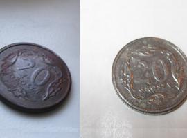 Jak czyścić monety domowym sposobem