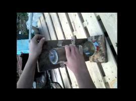 Jak zbudować poidełko do królików