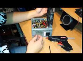 Jak zrobić wentylator z zasilacza komputerowego
