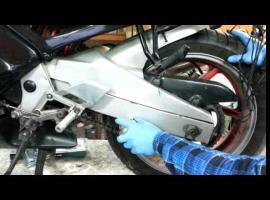Jak dbać o motocykl - łańcuch napędowy
