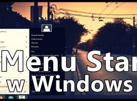 Jak Przywrócić Menu Start W Windows 8/8.1