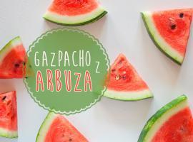 Jak zrobić gazpacho z arbuzem