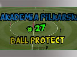 Jak chronić piłkę w FIFA 15