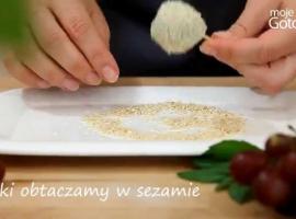 Jak zrobić wytrawną przekąskę z winogron