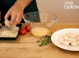 Jak zrobić smażone kulki mozzarelli