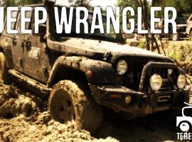 Jak wybrać terenówkę - Jeep Wrangler