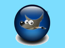 Jak zrobić prostą kulę w programie GIMP