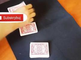 Jak poderwać dziewczynę na sztuczkę z kartami