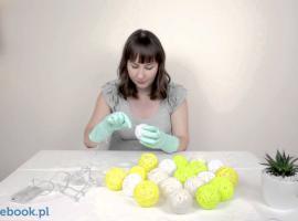 Jak zrobić Cotton Ball Lights