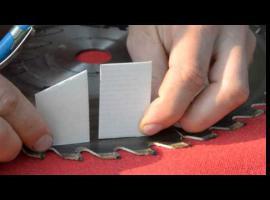 Jak dobrać piłę tarczową do cięcia desek z kawałkami betonu