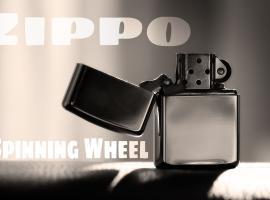 Jak zrobić sztuczkę z zapalniczką Zippo - kołowrotek