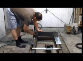 Jak zbudować prasę hydrauliczną #4