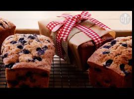 Jak zrobić ciasto cukiniowe z jagodami
