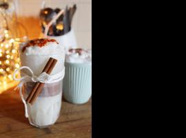 Jak zrobić świecę zapachową Latte Candle