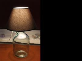 Jak zrobić lampę z butelki - zrób to sam DIY