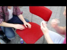 Jak tasować karty w fajny sposób (plus pokaz street magic)