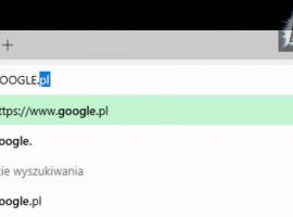 Jak zmienić wyszukiwarkę Bing na Google w przeglądarce Edge