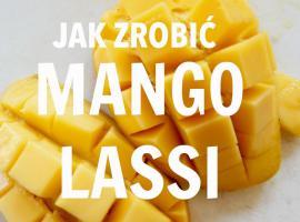 Jak zrobić Mango Lassi