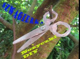 Jak zrobić nożyczki DIY