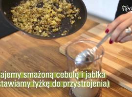Jak zrobić wegański smalec z fasoli