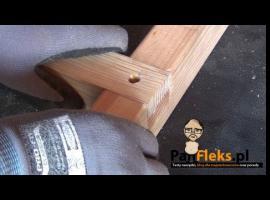 Jak zbudować uniwersalny stolik do ukośnicy i frezarki #1