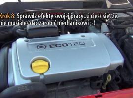 Jak wymienić świece w aucie - Opel Astra