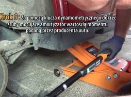 Jak wymienić elementy zawieszenia w Opel Astra