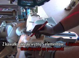 Jak zrobić drewniane podstawki pod kubki w prosty sposób