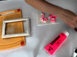 Jak zrobić ramkę DIY z masy solnej