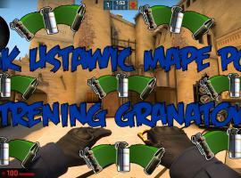 Jak przygotować mapę pod trening rzucania granatami