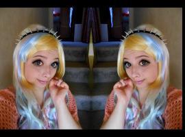 Jak zrobić makijaż pod duże oczy w stylu anime