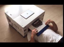 Jak zrobić kino kartonowe w domu - super prosty sposób