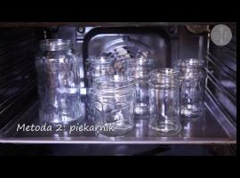 Jak sterylizować słoiki