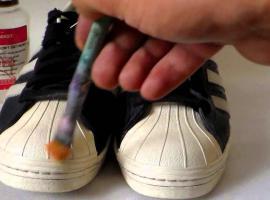 Jak zrobić aby adidasy dłużej wyglądały jak nowe
