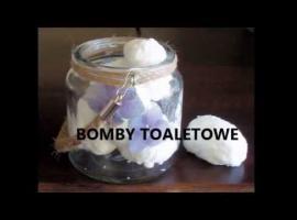 Jak zrobić musujące bomby toaletowe