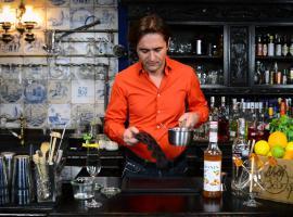 Jak zrobić alkolizaki Bellini - przepisy na Mojbar.pl