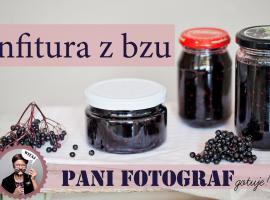 Jak zrobić konfiturę z owoców czarnego bzu