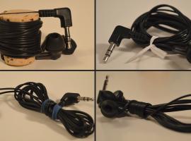 Jak połączyć korek po winie ze słuchawkami