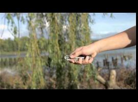 Jak opanować nóż motylkowy #2 - fast draw