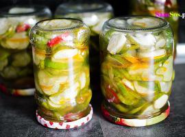 Jak zrobić ogórki chili