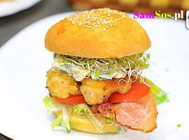 Jak zrobić burgera z dorszem