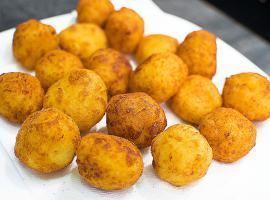 Jak zrobić kulki serowo ziemniaczane