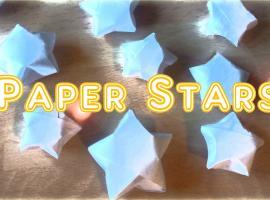 Jak w prosty sposób składać z papieru gwiazdki