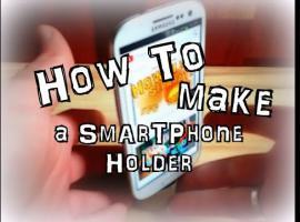 Jak zrobić stojak na telefon w szybki sposób