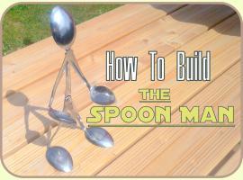 Jak zbudować ludzika z łyżek